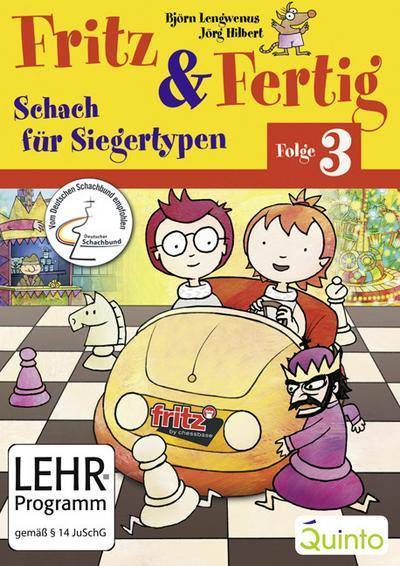 Fritz & Fertig Folge 3 - Schach für Siegertypen