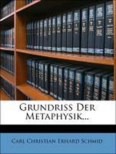 Grundriß der Metaphysik