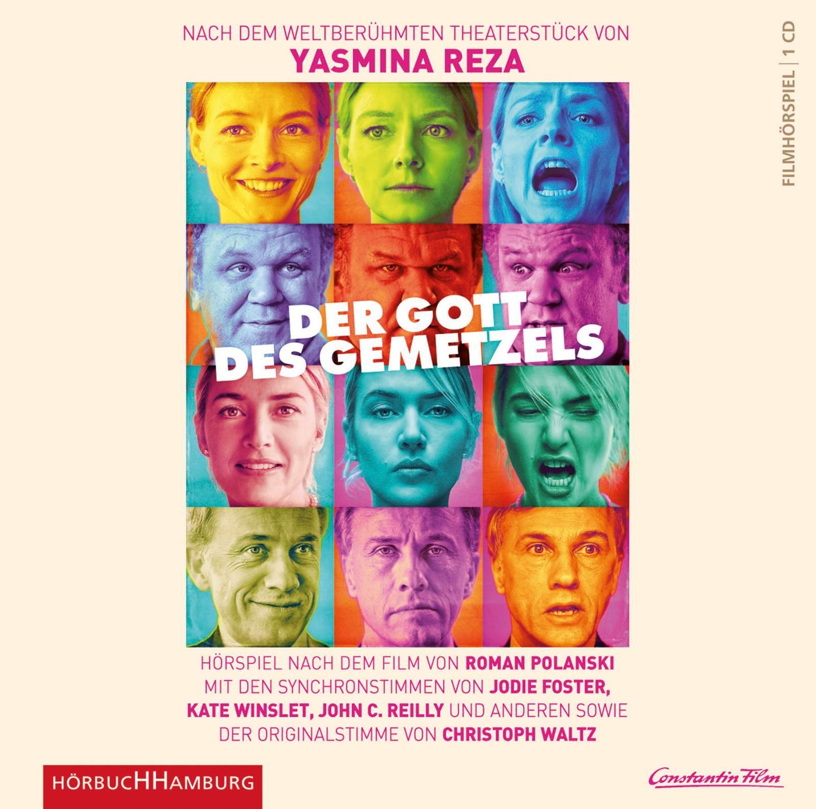 Der Gott des Gemetzels Yasmina Reza