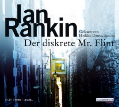 Der diskrete Mr. Flint. 6 CDs