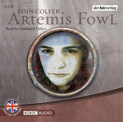 Artemis Fowl. 5 CDs: Level: Intermediate