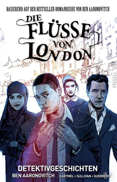 Die Flüsse von London - Graphic Novel