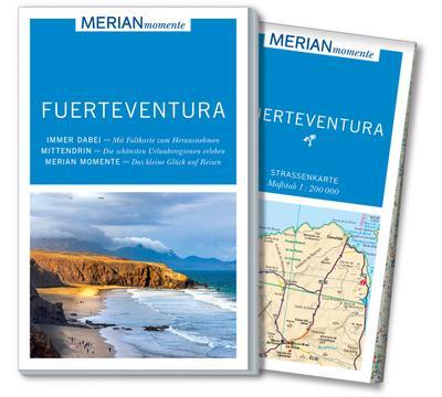 Fuerteventura; MERIAN momente - Mit Extra-Karte zum Herausnehmen; MERIAN momente; Deutsch