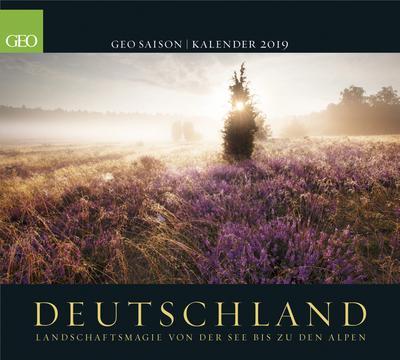 Deutschland 2019: Posterkalender GEO - Teneues Calendars & Stationery Gmbh & Co. KG - Kalender, Deutsch, , Posterkalender GEO, Posterkalender GEO