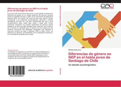 Diferencias de género en NEP en el habla joven de Santiago de Chile