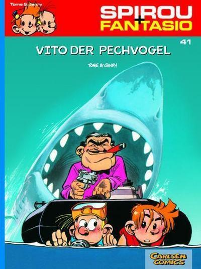 Spirou und Fantasio 41