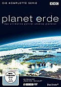 Planet Erde - Die komplette Serie, 6 DVDs (Softbox-Version)