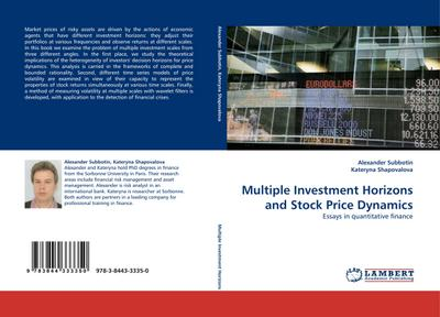Multiple Investment Horizons and Stock Price Dynamics