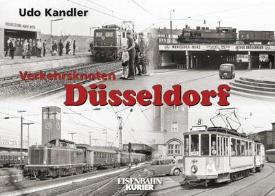 Verkehrsknoten Düsseldorf