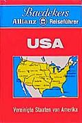 USA. Vereinigte Staaten von Amerika. Baedekers Allianz Reiseführer