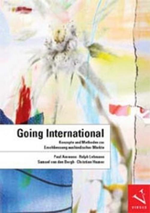 Going international - Paul Ammann -  9783039091386