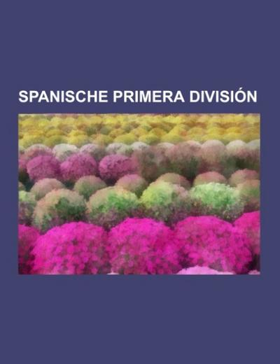 Spanische Primera División
