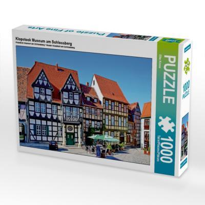 Klopstock Museum am Schlossberg (Puzzle)