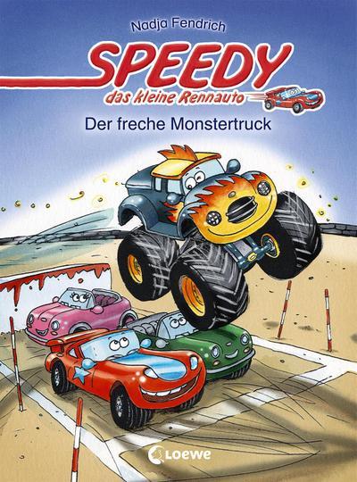 Speedy-Monstertruck
