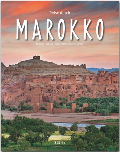 Reise durch Marokko