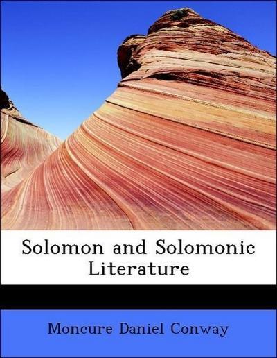 Solomon and Solomonic Literature
