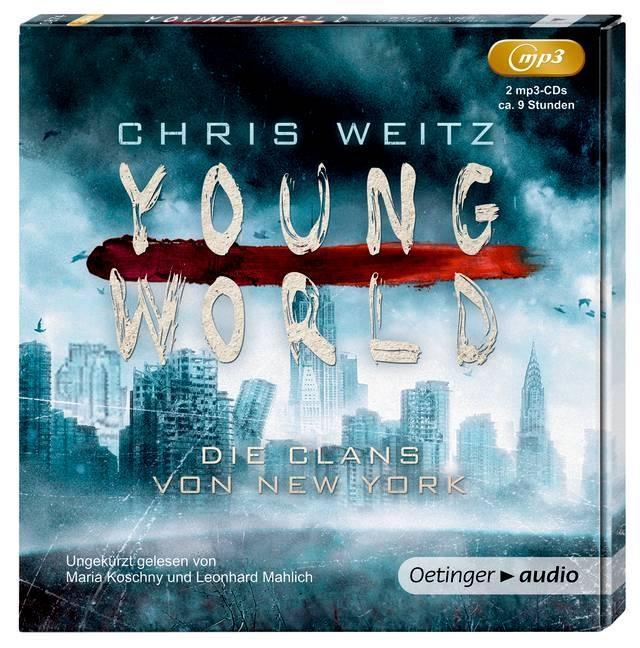 Young World - Die Clans von New York (2 MP3 CD) Maria Koschny