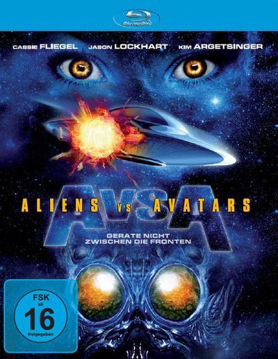Aliens vs Avatars - Gerate nicht zwischen die Fronten [Blu-ray]