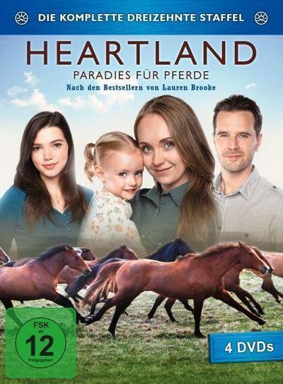 Heartland - Paradies für Pferde. Staffel 13