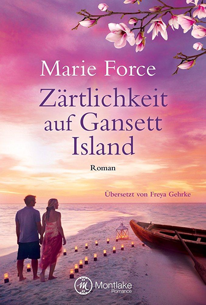 Zärtlichkeit auf Gansett Island Marie Force