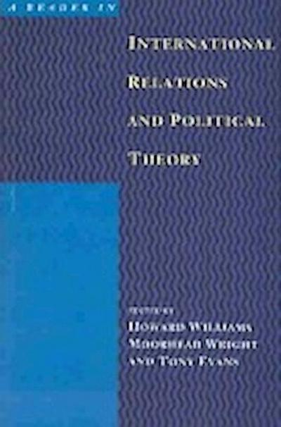 A Reader in International Relations and Political Theory