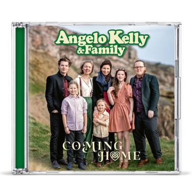 Coming Home, 1 Audio-CD