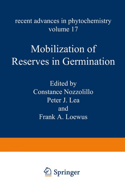 Mobilization of Reserves in Germination