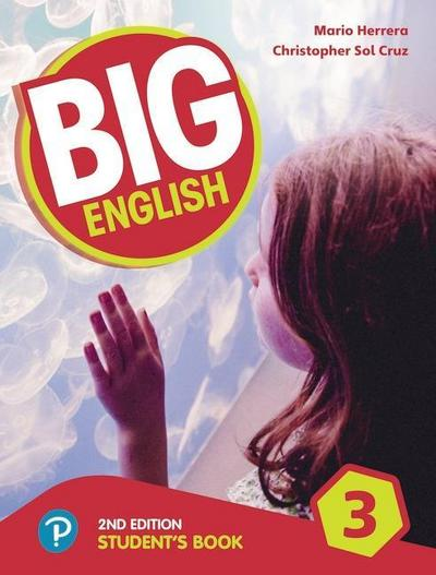 Big English AmE 2nd Edition 3 Student Book