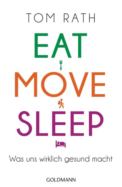 Eat, Move, Sleep