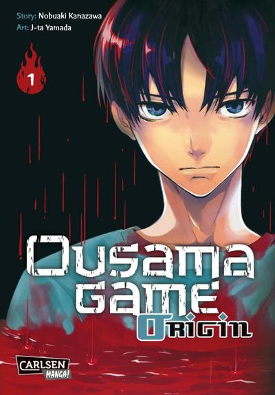 Ousama Game Origin. Bd.1