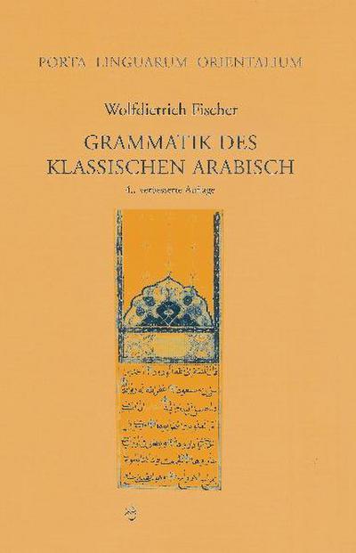 Grammatik des Klassischen Arabisch