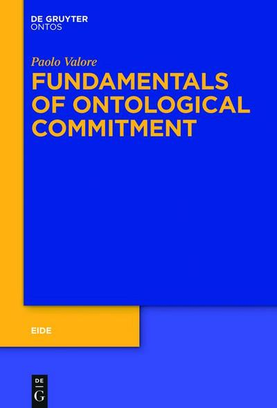 Fundamentals of Ontological Commitment