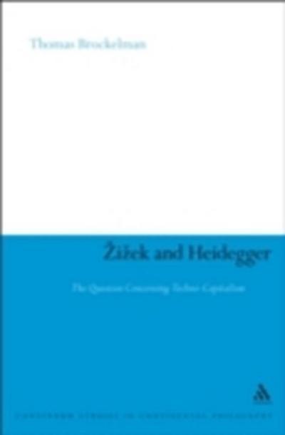 Zizek and Heidegger