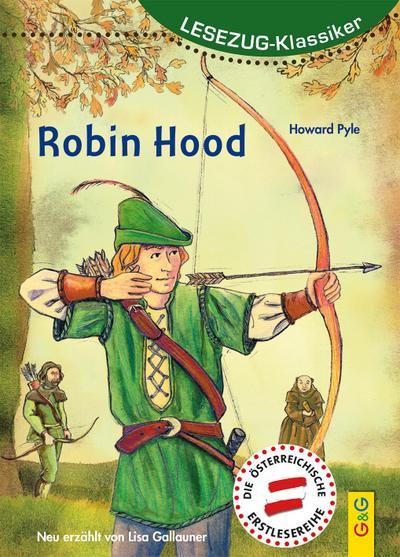 LESEZUG/ Klassiker: Robin Hood