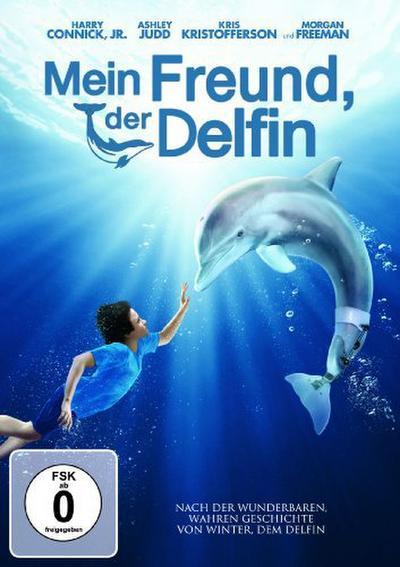 Mein Freund, der Delfin
