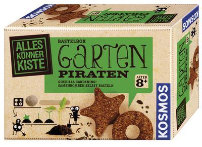 Kosmos Experimentier-Box Garten-Piraten