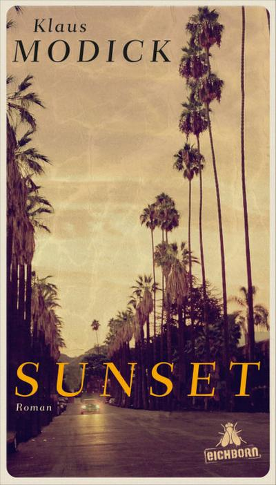 Sunset; Roman   ; Deutsch;  -