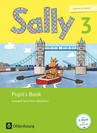 Sally - Englisch ab Klasse 1, Ausgabe Nordrhein-Westfalen 2016