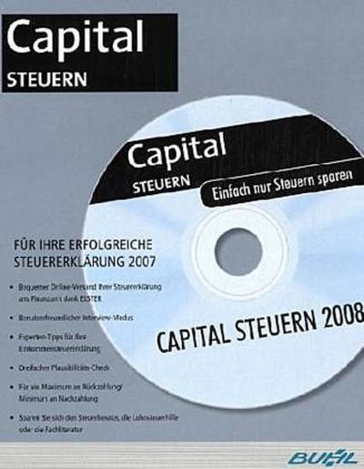 Capital Steuern 2008
