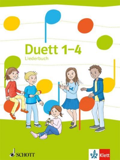 Duett. Liederbuch 1.-4. Schuljahr. Ausgabe Ost