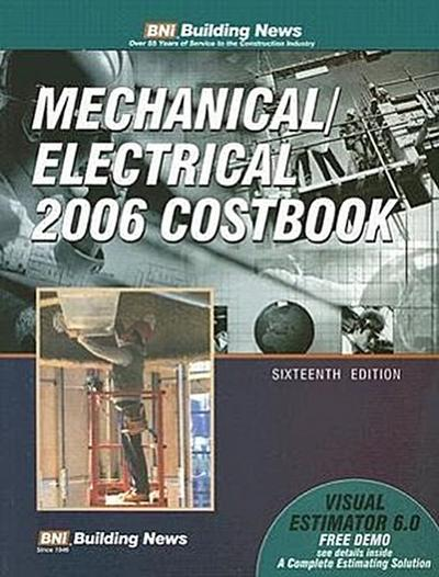Building News Mechanical/Electrical Costbook