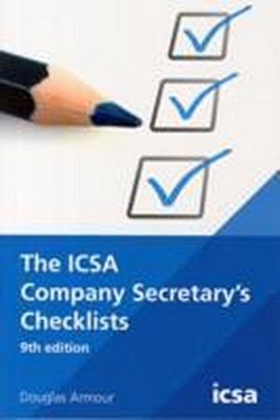 The ICSA Company Secretary's Checklists
