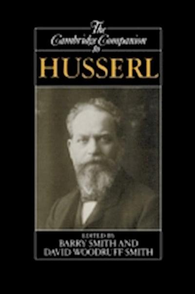 Cambridge Companion to Husserl