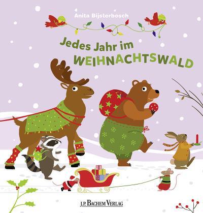 Jedes Jahr im Weihnachtswald