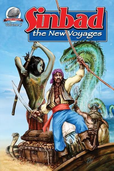 Sinbad-The New Voyages Volume Five