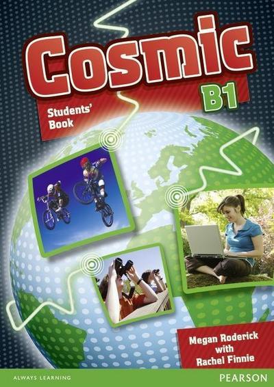 Cosmic B1 Students' Book + CD