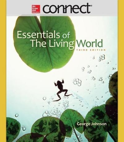 Connect 1-Semester Access Card for Essentials of the Living World