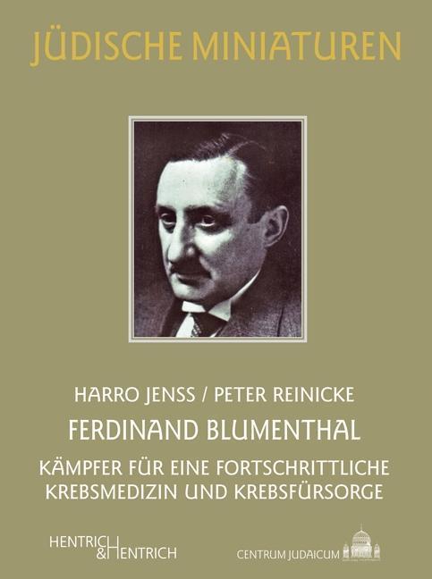Ferdinand Blumenthal Harro Jenss