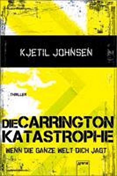 Die Carringtonkatastrophe; Wenn die ganze Welt dich jagt   ; Übers. v. Lendt, Dagmar;