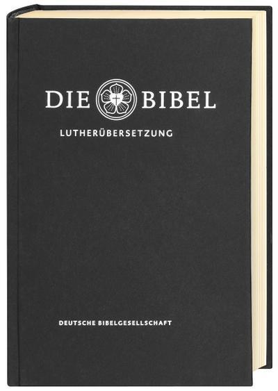 Lutherbibel revidiert 2017 - Die Standardausgabe (schwarz)